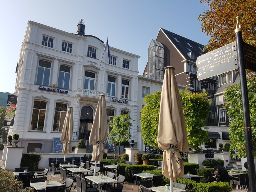 Hotel West-Ende Helmond