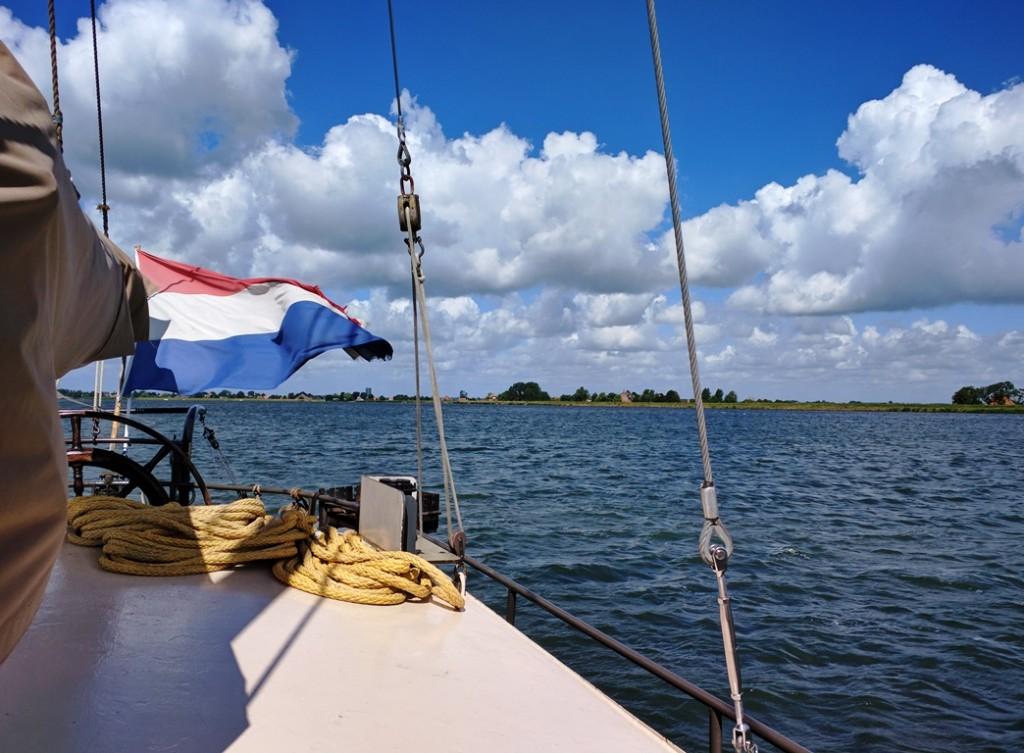 varen naar Volendam
