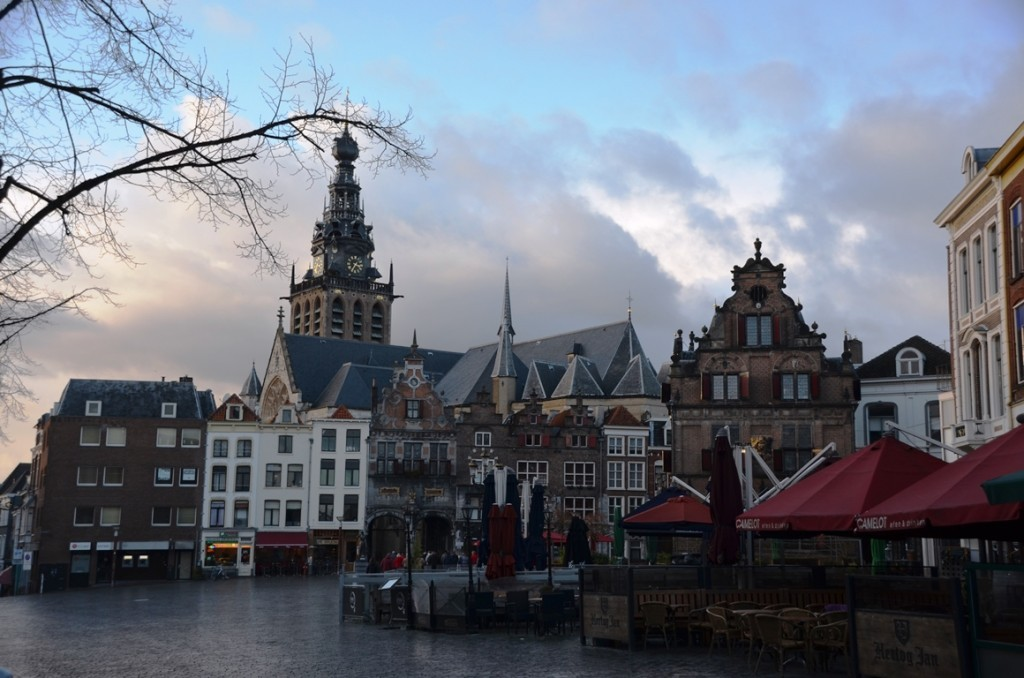 stedentrip Nijmegen