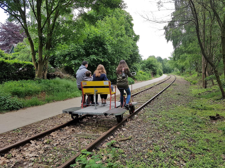 railfiets groesbeek