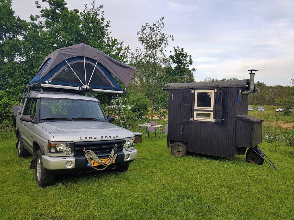 camping de klashorst sauna