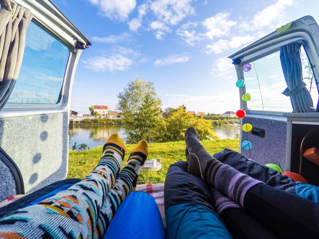 camper huren in Nederland