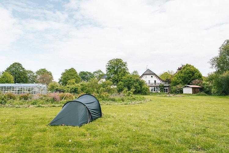 kamperen met campspace