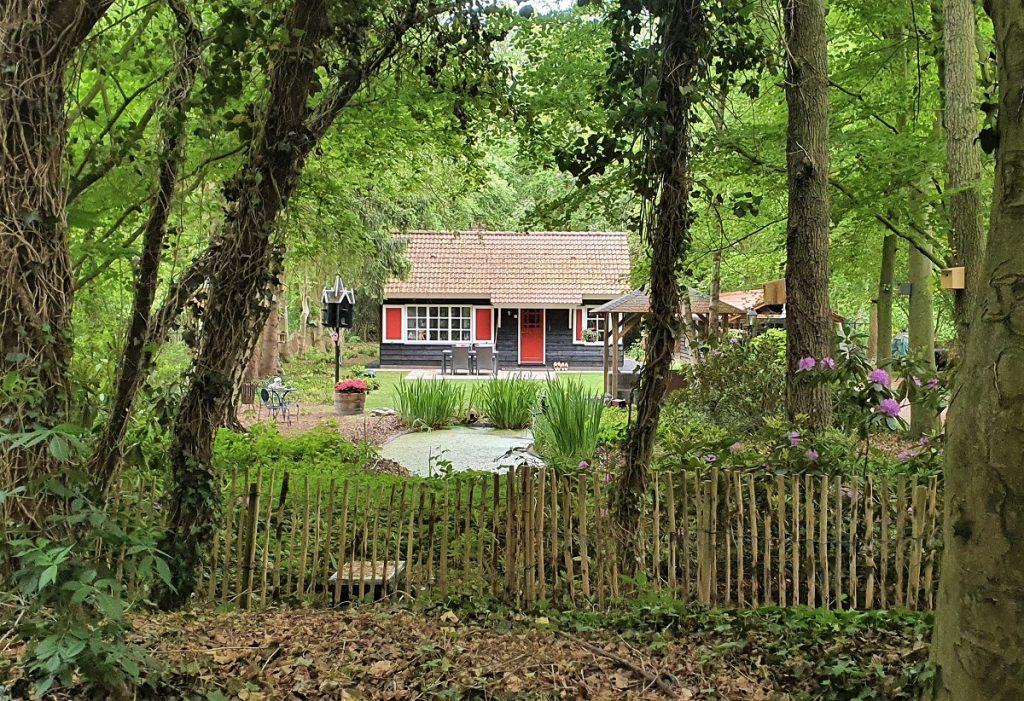 vakantiehuisje in Twente