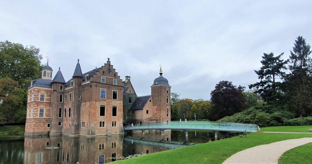het trappenhuis kasteel ruurlo