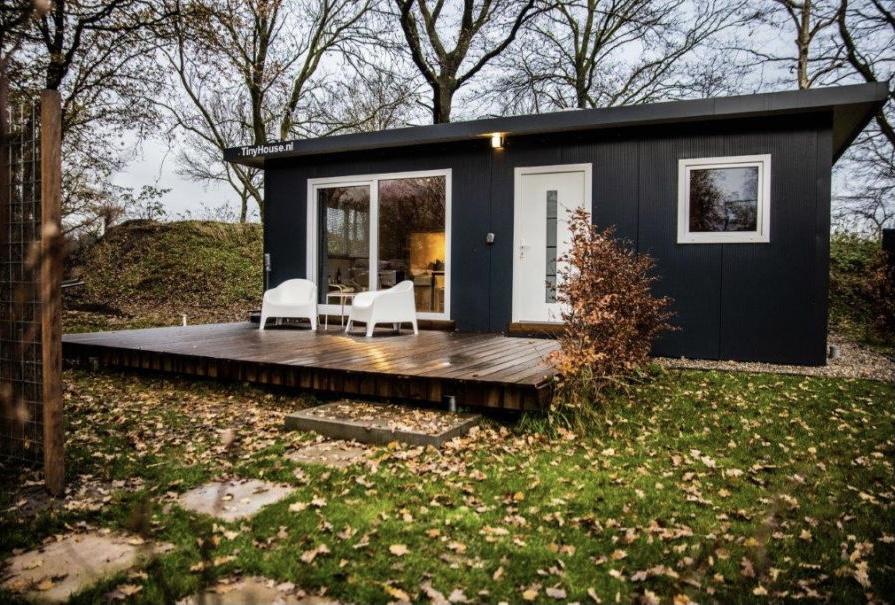 tiny house in Den Ham