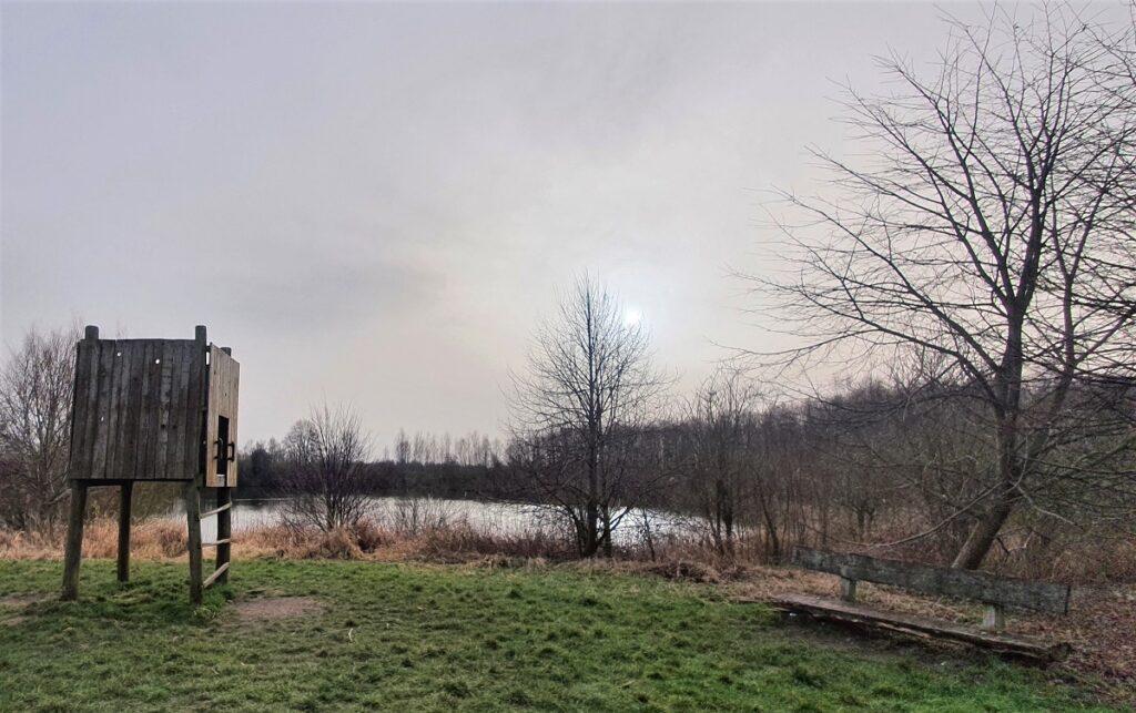 wandelen landal waterparc veluwemeer