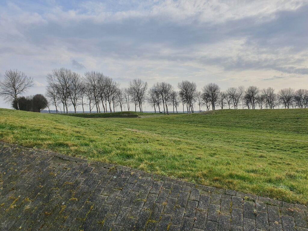 land art in flevoland