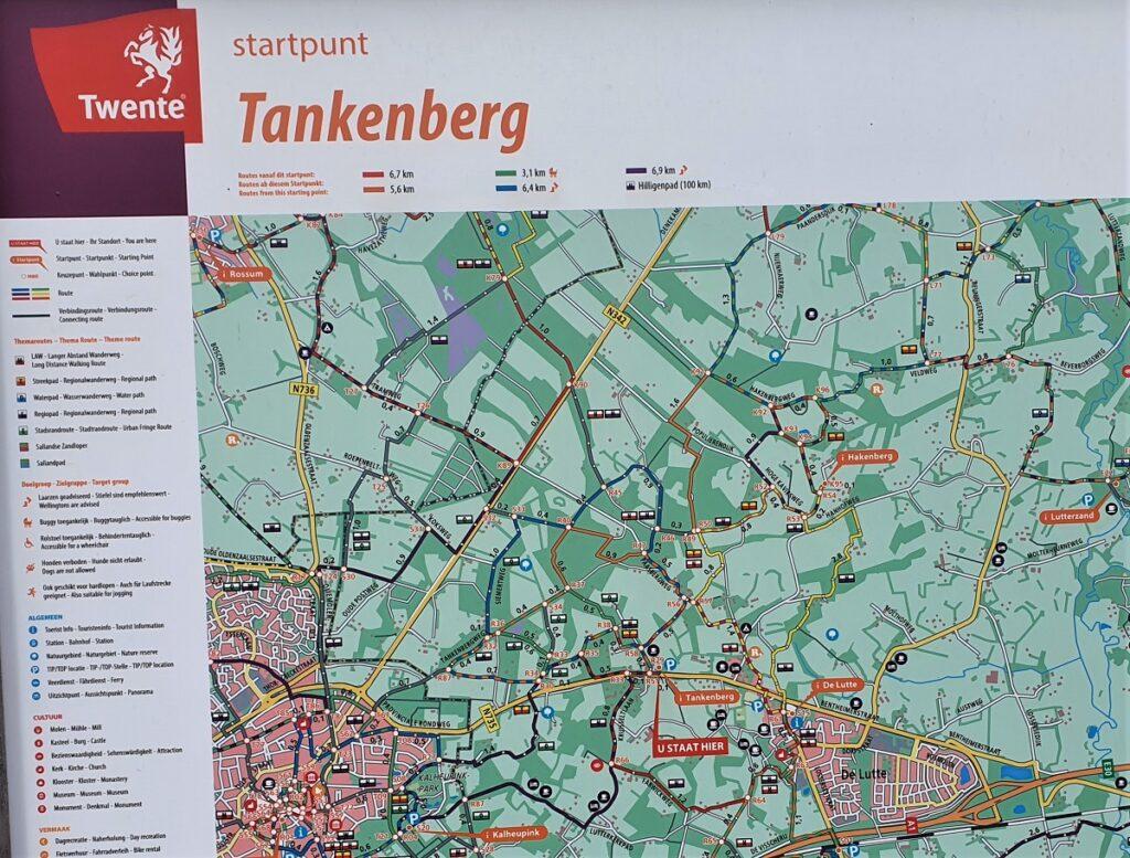 wandelen wilmersberg tankenberg